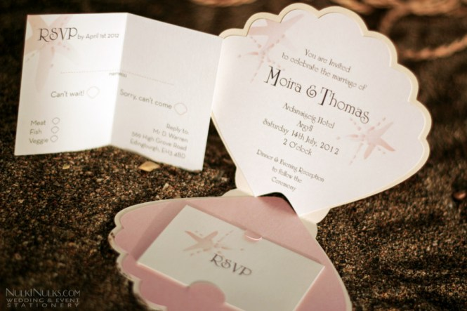Wedding Invitations Ocean Theme – Wedding Invites Beach Theme