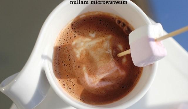 Gepimpte Warme chocolademelk met marshmallows