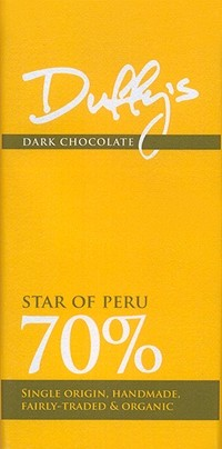 star-peru-dark-chocolate-bar
