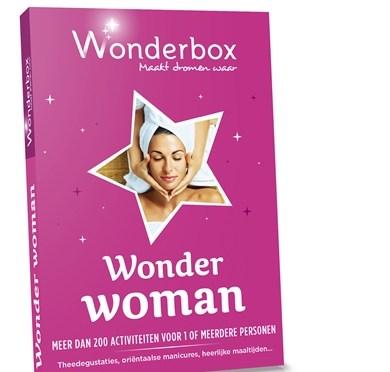 Moederdag met Wonderbox