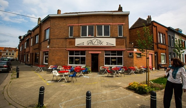 Ganzerik in Gent