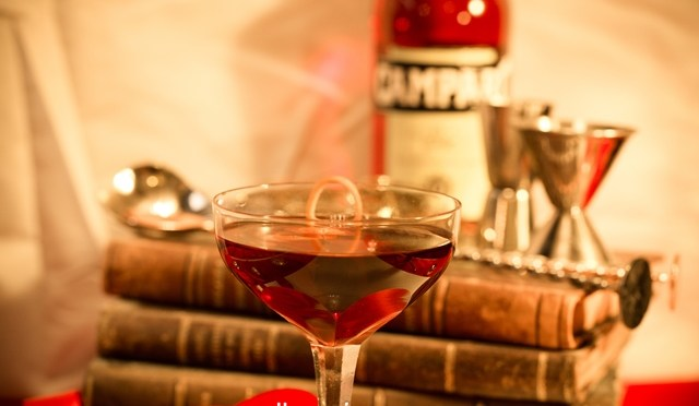In the Mix: Boulevardier