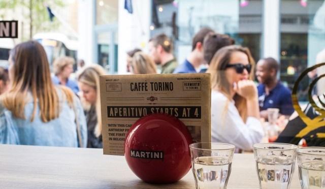 Caffé Torino in Antwerpen