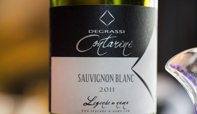 #UNCORKED Degrassi Sauvignon Blanc Contarini 2011