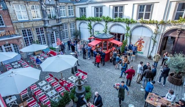 Gaspare, la piazza dell'aperitivo … nieuwe hotspot