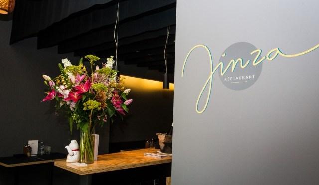 Jinza in Zurenborg: East Meets West