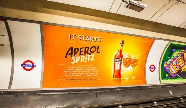 In the Mix Aperol Spritz met Lillet
