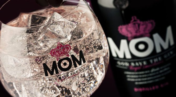 Mom Gin op de Mom Blog Awards 2017