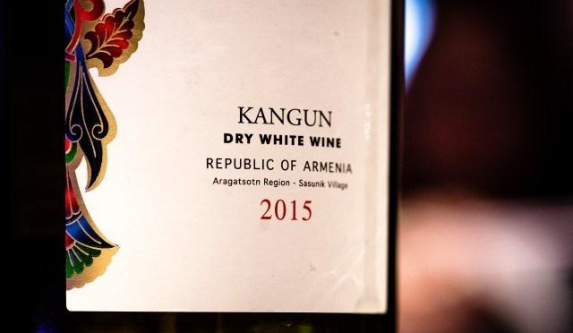 #UNCORKED Kangun uit Armenië