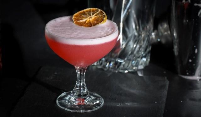 In the Mix Gin & Martini Riserva Speciale Sour