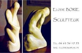 Elodie Borie - sculpteur