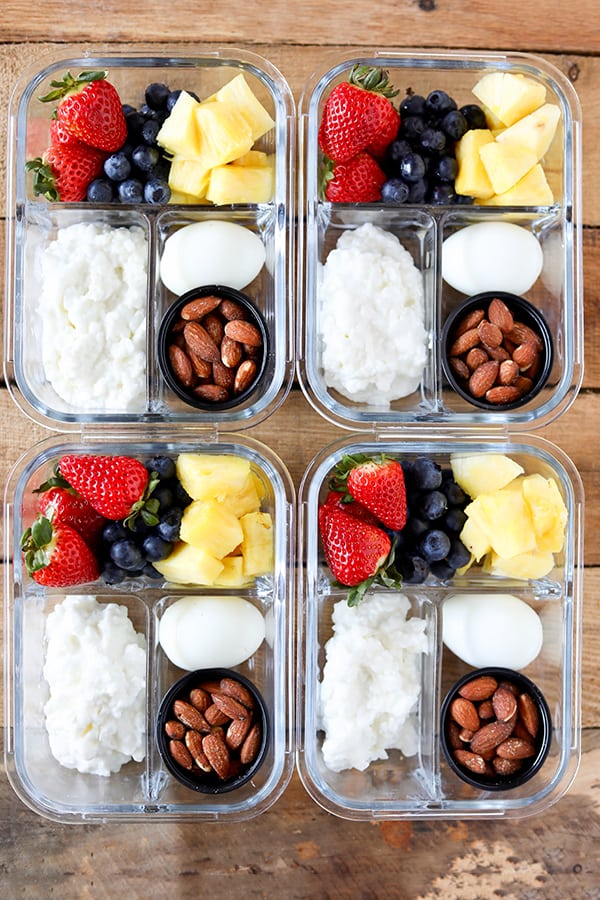 DIY Breakfast Protein Box Easy Meal Prep No 2 Pencil