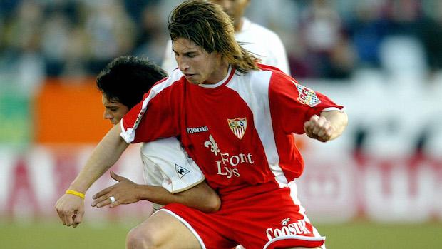 SERGIO RAMOS SEVILLA FC JOSE JORDAN/AFP/Getty Images | Number 1 ...