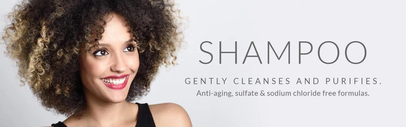 Number 4 Organic Vegan Shampoos