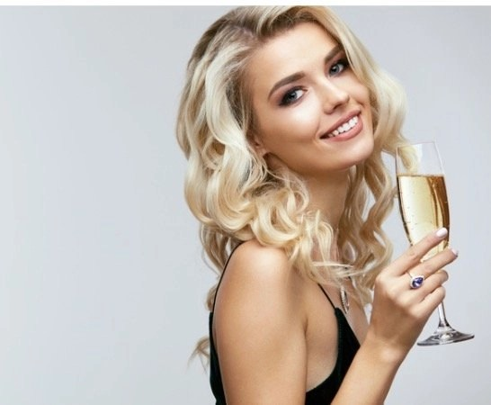 New Years Celebration with Number 4 Hair Care