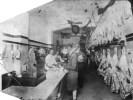 Old-time butchers, Hamilton