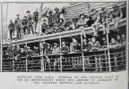 Kiwi troops departing Auckland World War I