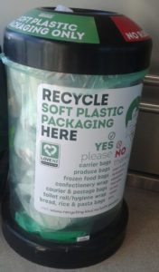 Recycle plastic