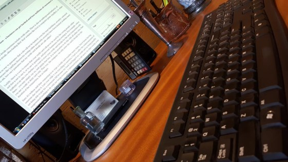 Photo of computer