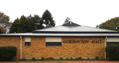 Gordonton Hall