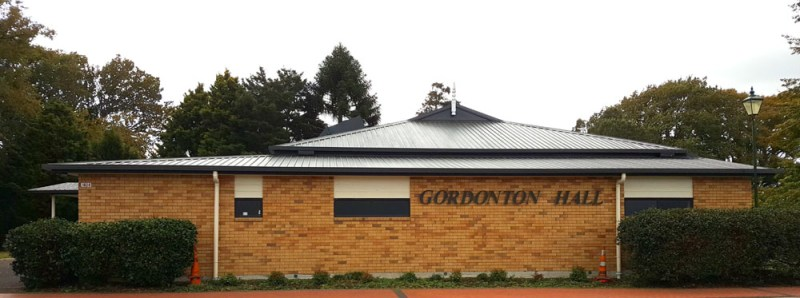 Gordonton Hall