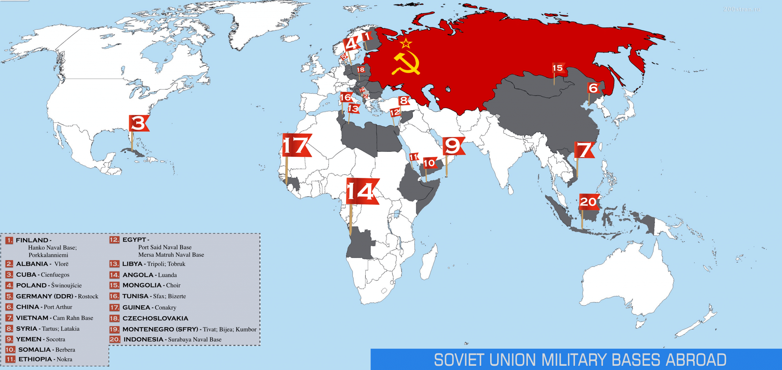 soviet military expansionism and post soviet revival soviet and russian military bases abroad