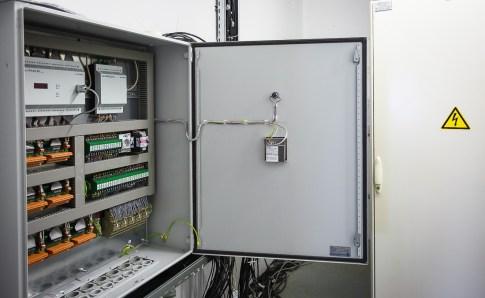 Шкаф мониторинга электропитания