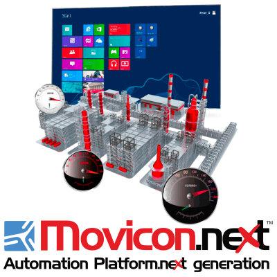 movicon-next scada система нового поколения
