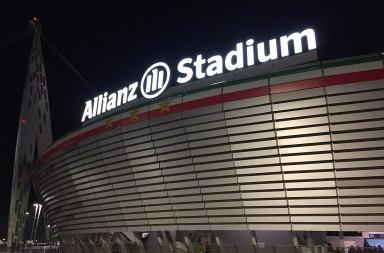 Juventus-Milan all'Allianz Stadium