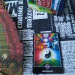 Tarotová karta Osho Zen Tarot s názvom XIV. Integrácia