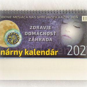 produkt Lunárny kalendár 2021
