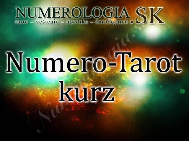 produkt Numero-Tarot Kurz