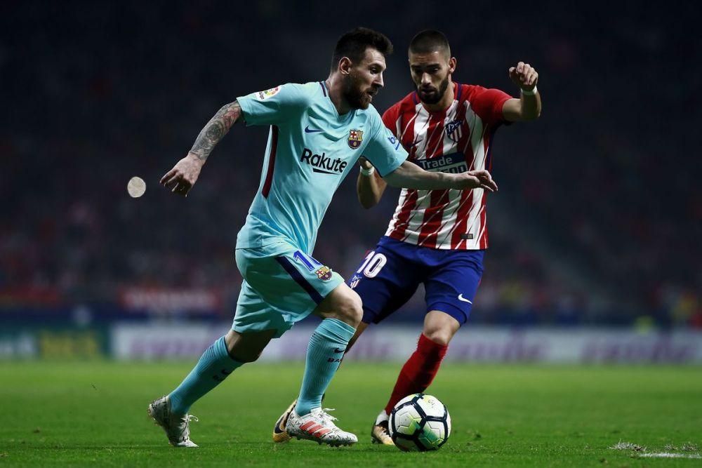 Big match tra Atletico Madrid e Barcellona | numerosette.eu