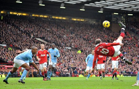 Sette momenti: Manchester Derby