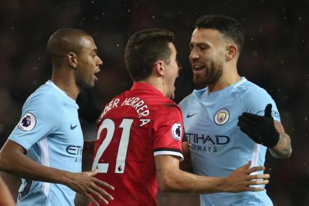 Così vicini, eppure lontani: il Manchester derby va al City | numerosette.eu