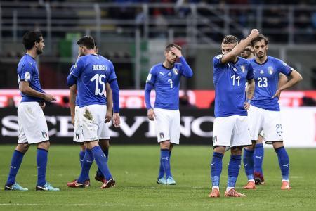 La Nazionale ricomincia da meno di zero | numerosette.eu