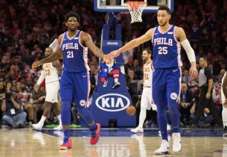 Trust the Process: Philadelphia è ufficialmente tornata | numerosette.eu