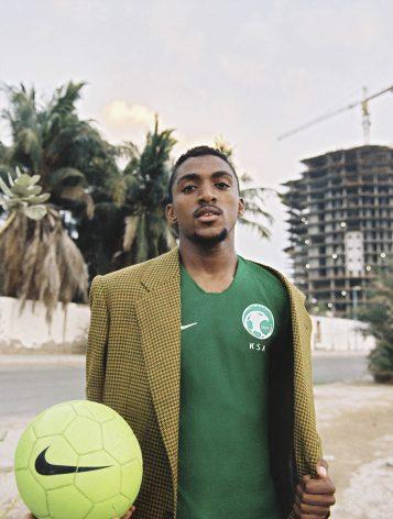 L'away-jersey dell'Arabia Saudita firmata Nike | numerosette.eu