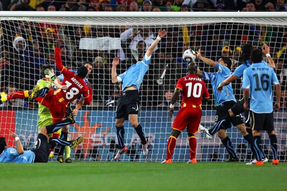 Squadre d'annata: L'epopea del Ghana nel 2010 | numerosette.eu