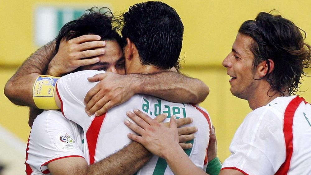 La Nazionale dell'Iran ai Mondiali 2006 | Numerosette Magazine