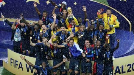 La Francia trionfa in finale: è campione del mondo   Numerosette Magazine