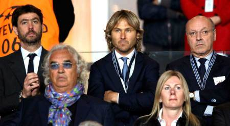 Agnelli e Nedved, Marotta e Paratici. Nella mani di Allegri, una Juventus da sogno alla conquista dell'Europa   Numerosette Magazine