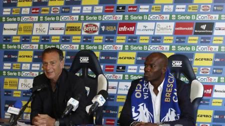 Cellino presenta il nuovo allenatore del Brescia Suazo   Numerosette Magazine