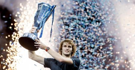 Zverev vince le ATP Finals | Numerosette Magazine