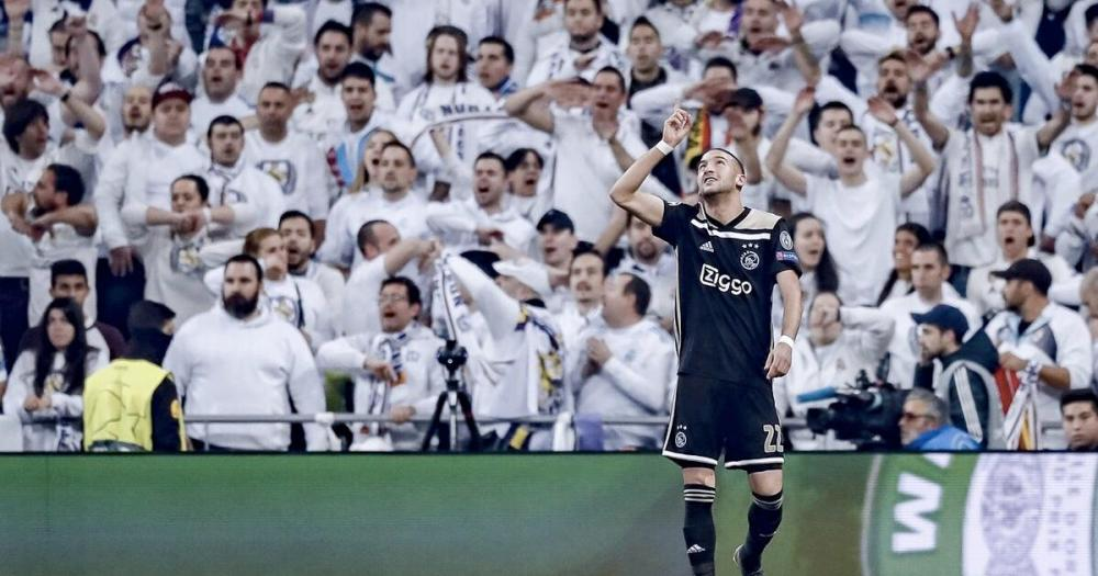 Ziyech vs Real Madrid | Numerosette Magazine