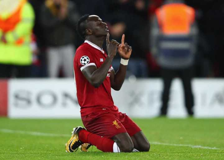 Sadio Mane in Champions League | Numerosette Magazine