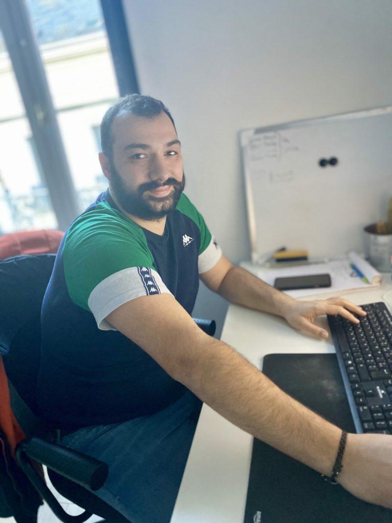 Florentin Merlet développeur web et mobile