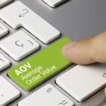 Increase AOV Average Order Value