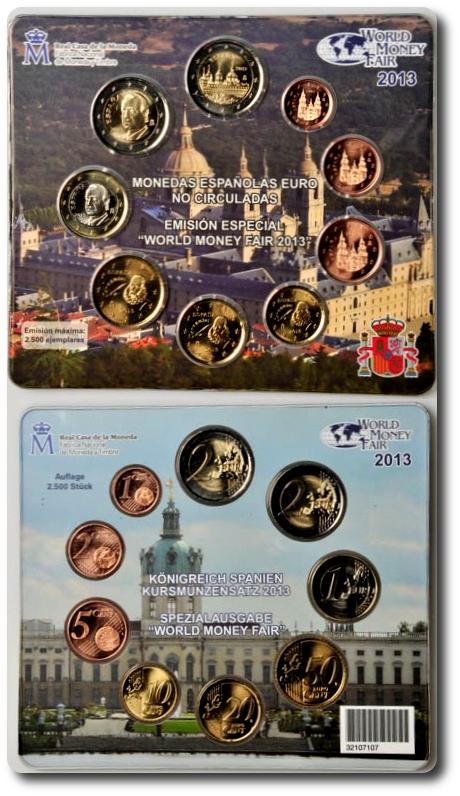 Cartera world money fair 2013