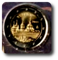 España 2 euros cc 2013